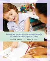 Assessing Students with Special Needs to Produce Quality Outcomes