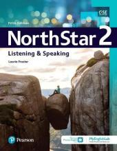Northstar Listening and Speaking 2 W/Myenglishlab Online Workbook and Resources