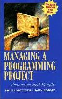Managing A Programming Project