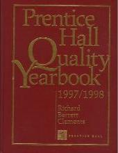 Prentice Hall Quality Yearbook, 1997/1998