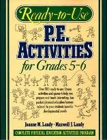 Ready-to-Use PE Activities: Grades 5-6 Book 3