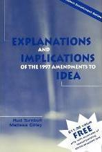 Explanations and Implications of the 1997 Amendments to IDEA (Guide)