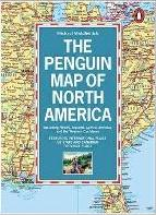 The Penguin Map of North America