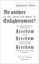 An Answer to the Question: 'What is Enlightenment?'