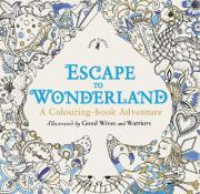 escape to wonderland a colouring book adventure