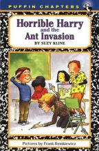 Horrible Harry and the Ant Invasion R/I