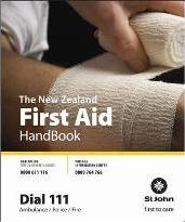 The New Zealand First Aid Handbook
