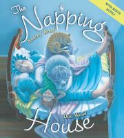 Napping House: Book and CD