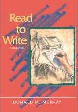 Read to Write