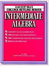 College Outline for Intermediate Algebra