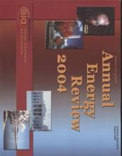 Annual Energy Review 2004