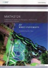Mathematics and Statistics for Aerospace, Mechanical and Manufacturing Engineers