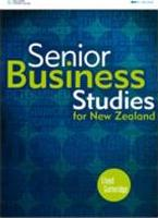 Senior Business Studies for New Zealand (NCEA Levels 1-2)