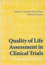 Quality of Life Assessment in Clinical Trials