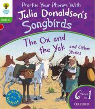 Oxford Reading Tree Songbirds: Level 2: The Ox and the Yak and Other Stories