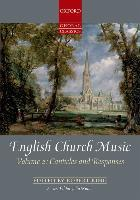 English Church Music 2 Canticles