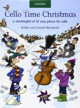 Cello Time Christmas + CD  A stockingful of 32 easy pieces for cello