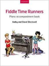 Fiddle Time Joggers + CD : Kathy Blackwell : 9780193386778