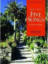 Five Songs for Voice and Piano