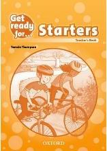 Get Ready for: Starters: Teacher's Book