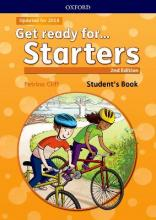 Get ready for... Starters: Student's Book with downloadable audio
