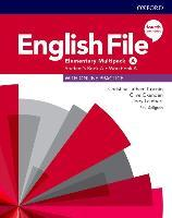 English File: Elementary: Student's Book/Workbook Multi-Pack A