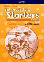 Get ready for...: Pre A1 Starters: Teacher's Book and Classroom Presentation Tool