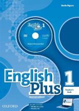 English Plus: Level 1: Teacher's Book with Teacher's Resource Disk and access to Practice Kit