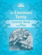 Classic Tales: Level 1: The Enormous Turnip Activity Book & Play