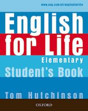 English for Life: Elementary: Student's Book