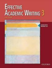 Effective Academic Writing: 3:: The Essay