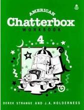 American Chatterbox 4: 4: Workbook