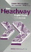 New Headway English Course: Student's Workbook Cassette Upper-intermediate level