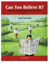 Can You Believe It?: 1: Book