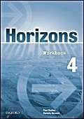 Horizons 4: Workbook