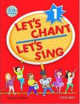 Let's Chant, Let's Sing 1: CD Pack