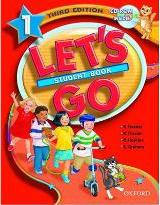 Let's Go: 1: Student Book with CD-ROM Pack