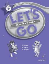 Let's Go: 6: Teacher's Book