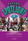 Oxford Spotlight 4 Student's Book Pack Andalucía
