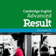 Cambridge English: Advanced Result: Class Audio CDs