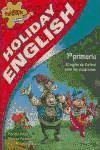 Holiday english 1º Primaria pack