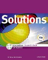 Solutions: Intermediate: Student's Book with MultiROM Pack