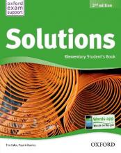 Solutions: Elementary: Student's Book