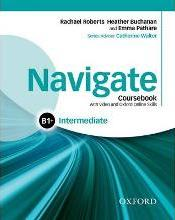 Navigate: Intermediate B1+: Coursebook with DVD and Oxford Online Skills