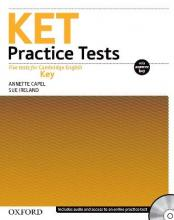 KET Practice Tests:: Practice Tests With Key and Audio CD Pack