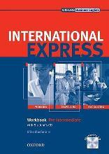 International Express: Pre-Intermediate: Workbook + Student CD