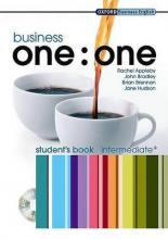 Business One:One Intermediate Plus: Student's Book and Multirom Pack