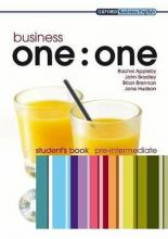 Business One: One Pre-intermediate: Student's Book and MultiROM Pack