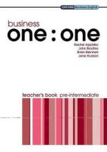 Business One:One Pre-Intermediate: Teacher's Book