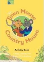 Fairy Tales: The Town Mouse and the Country Mouse Activity Book